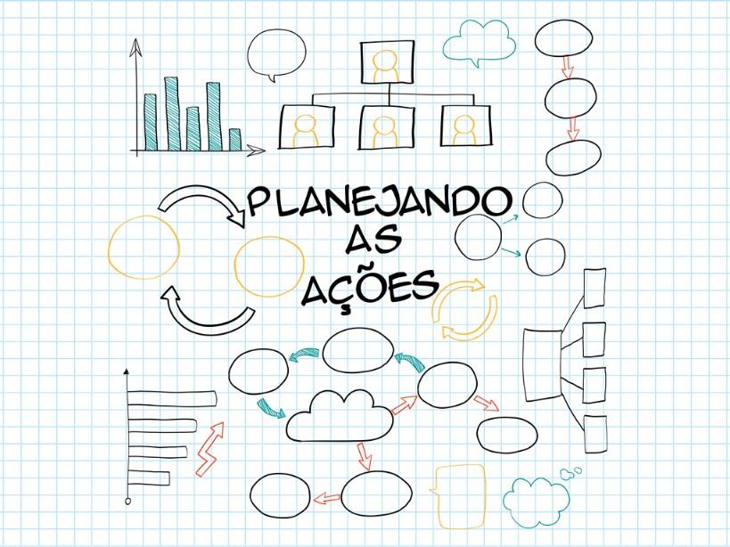 Planejando as Próximas Ações